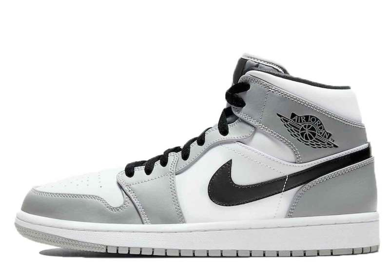 Nike-Air-Jordan-1-Mid-Light-Smoke-Grey