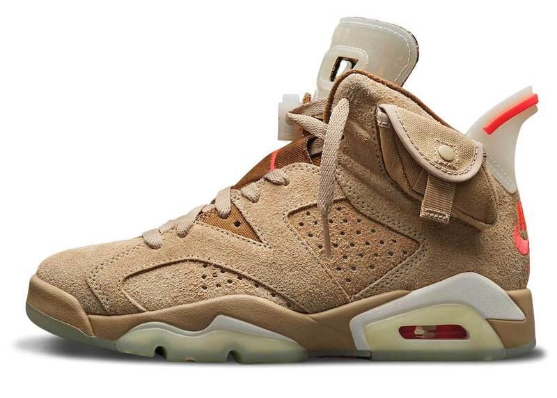 Travis-Scott-_-Nike-Air-Jordan-6-British-Khaki